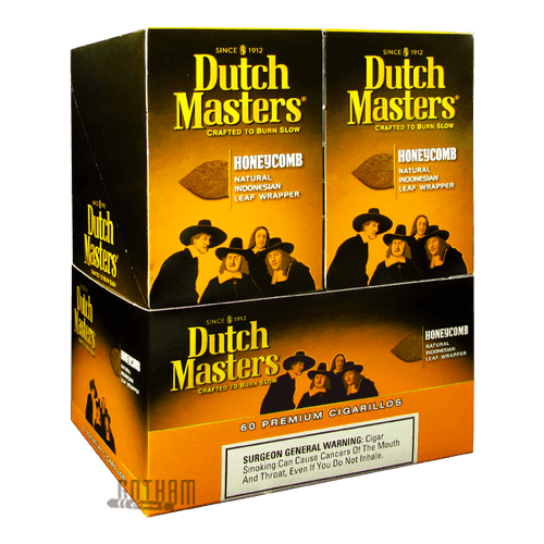 Dutch Masters Cigarillos Honeycomb carton