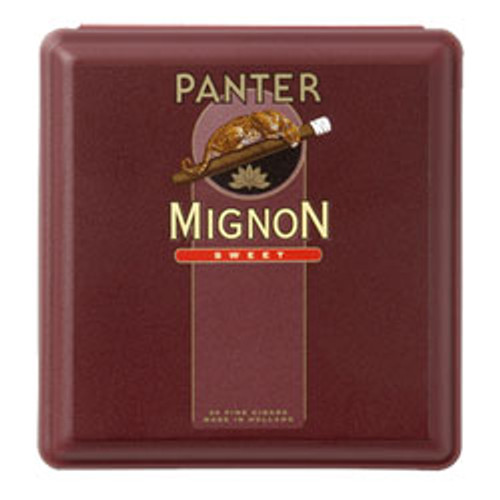 Panter Cigarillos Mignon Sweet Tin