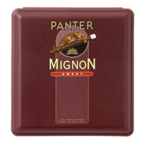Panter Cigarillos Mignon Sweet Tin