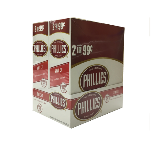 Phillies Cigarillos Sweet carton