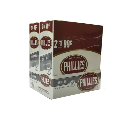 Phillies Cigarillos Original