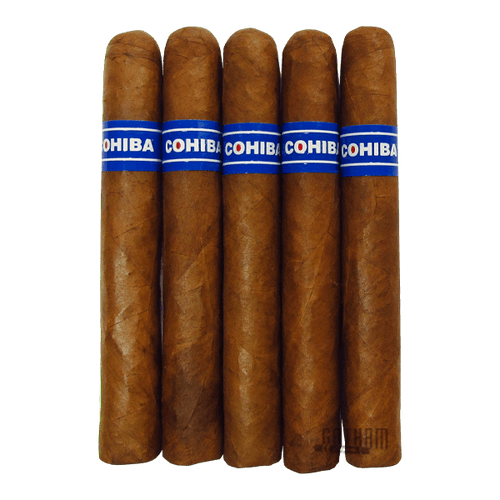 Cohiba Blue Robusto 5 Pack