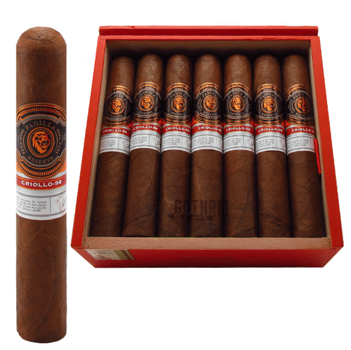 Padilla Criollo 98 Double Toro Box & Stick