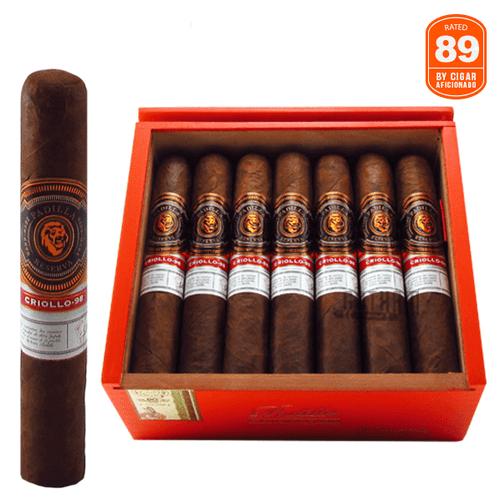 Padilla Criollo 98 Robusto Box & Stick