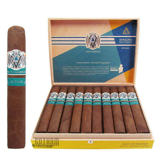 Avo Syncro Ritmo Toro Box and Stick
