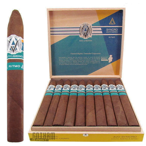 Avo Syncro Ritmo Torpedo Largo Box and Stick