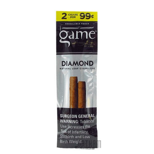 71043f441deb ... Game Cigarillos Diamond Pack