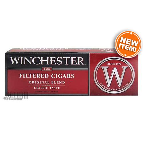 Winchester Filtered Cigar Carton