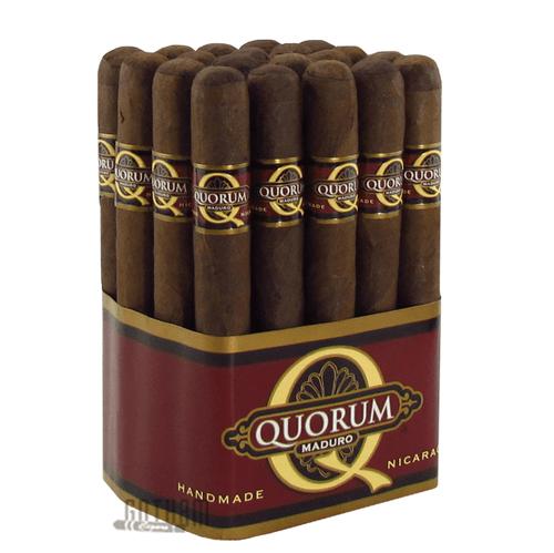 Quorum Maduro Toro 20 Cigar Bundle