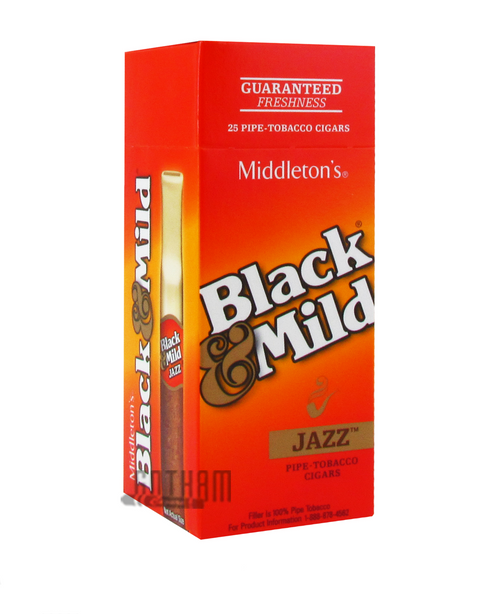 Black And Mild Jazz