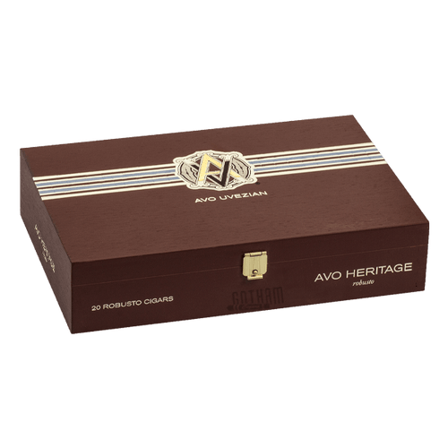 AVO Heritage Series Robusto Box