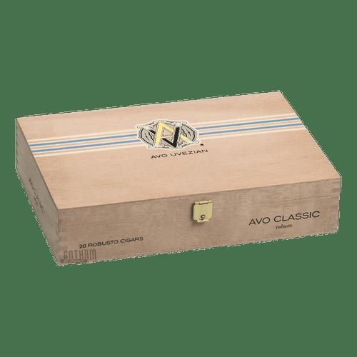 AVO Heritage Series Robusto Tubos Box