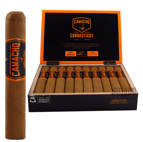 Camacho BXP Connecticut Gordo Box & Stick