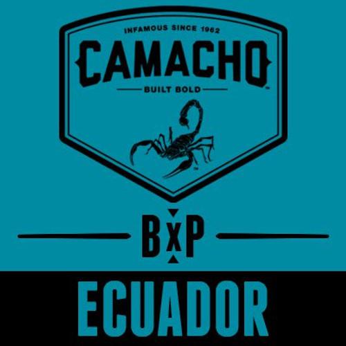 Camacho BXP Ecuador Gordo Box