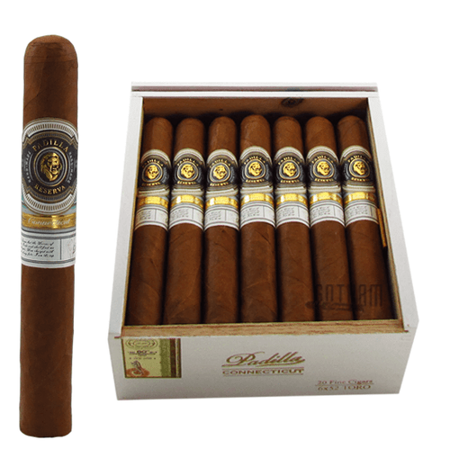 Padilla Connecticut Toro Box & Stick
