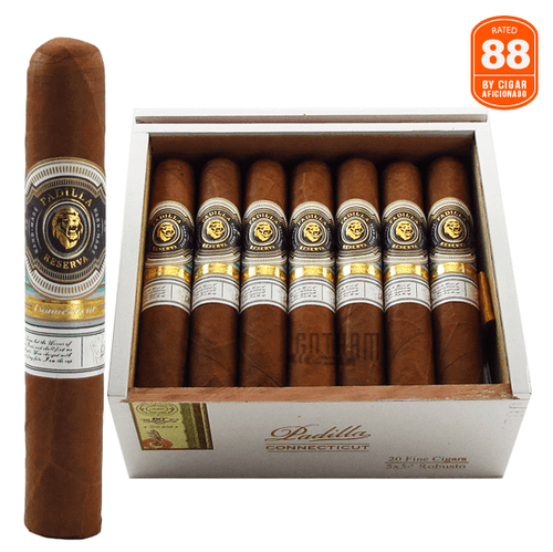 Padilla Connecticut Robusto Box & Stick