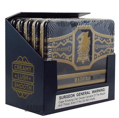 Undercrown Coronets Maduro Cigarillos Box