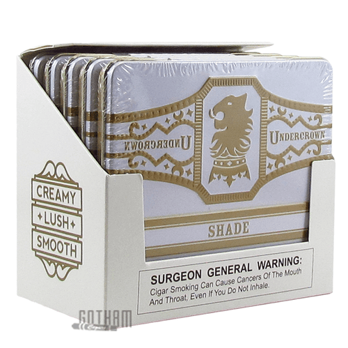 Undercrown Coronets Shade Cigarillos Box