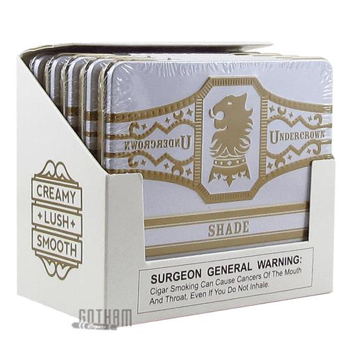 Undercrown Coronets Shade Cigarillos Box