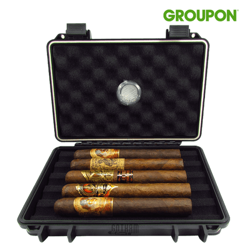 Gurkha MVP Travel Humidor Sampler