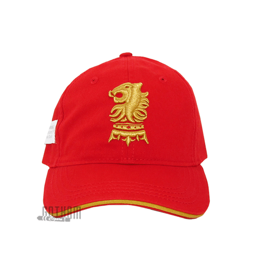 Liga Privada Logo Hat Red