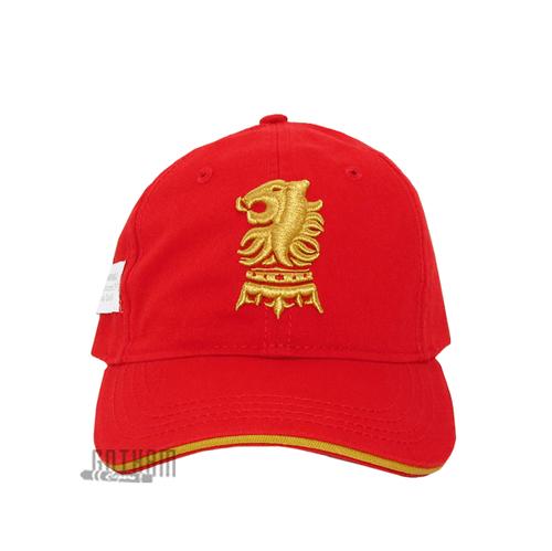 Liga Privada Logo Hat Red