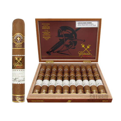Montecristo Espada Magnum Especial Open Box and Stick