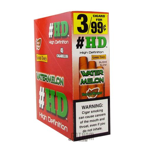 Good Times Cigarillos #HD Watermelon Box