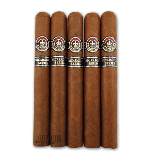Montecristo Nicaragua Churchill 5 Pack