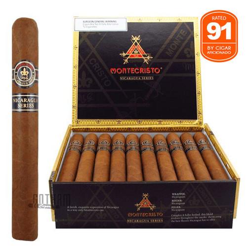 Montecristo Nicaragua Churchill Box and Stick