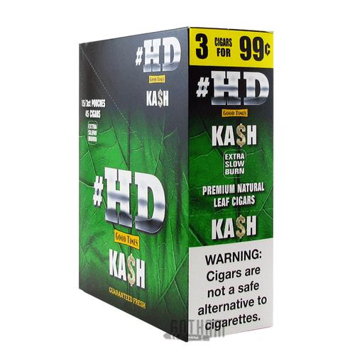Good Times Cigarillos #HD Kash Box