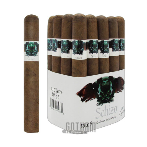 Asylum Schizo Toro Bundle and Stick