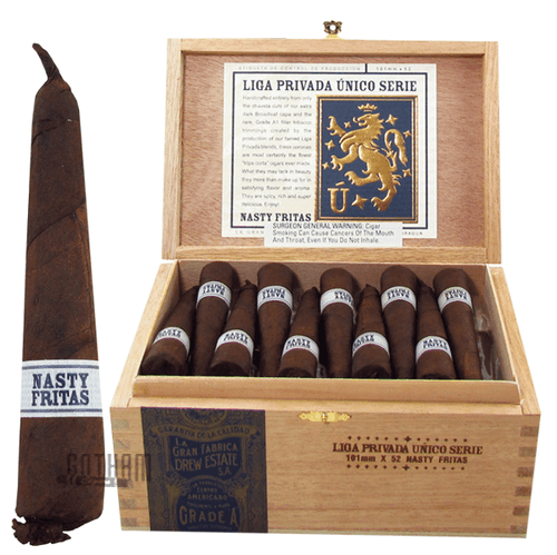 Liga Privada Unico Serie Nasty Fritas Box and Stick