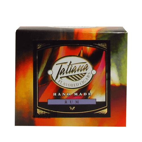 Tatiana Mini Tins Rum Box