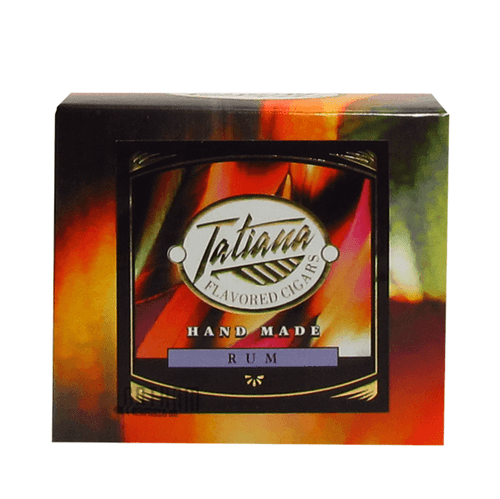 Tatiana Mini Tins Rum Box