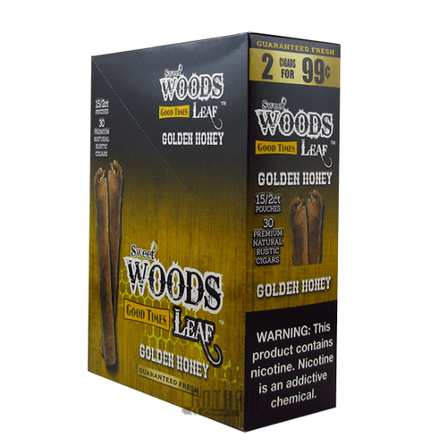 Good Times Sweet Woods Golden Honey Box