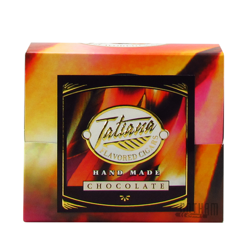Tatiana Mini Tins Chocolate Box