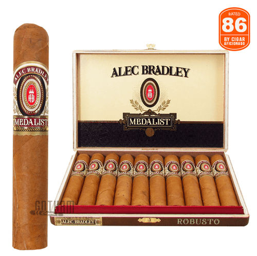 Alec Bradley Medalist Robusto Box and Stick
