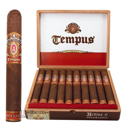 Alec Bradley Tempus Nicaragua Medius Box and Stick