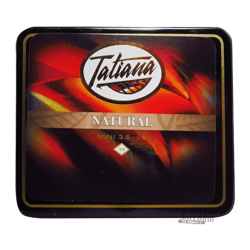 Tatiana Mini Tins Natural