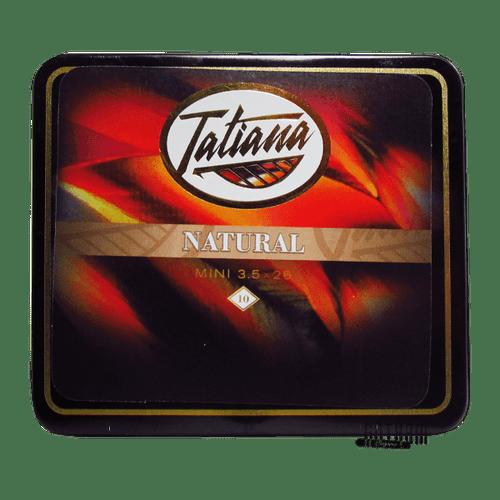 Tatiana Mini Tins Natural