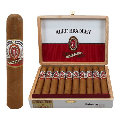 Alec Bradley Connecticut Robusto  Box