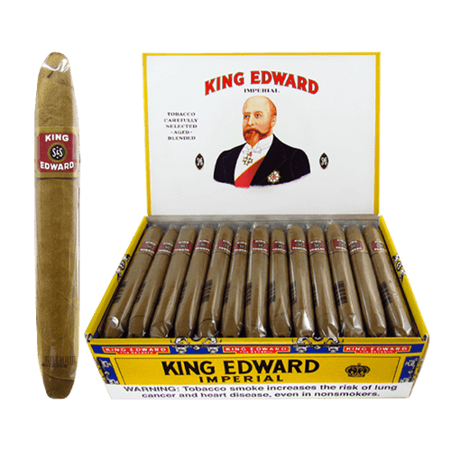 King Edward Imperial Box and Stick