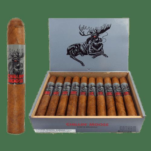 Chillin Moose Gigante Open Box and Stick