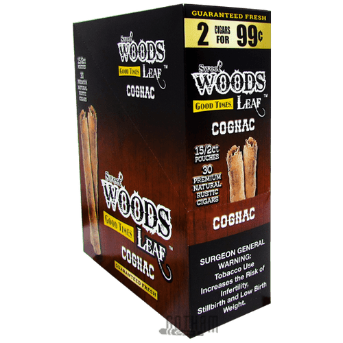 Good Times Sweet Woods Cognac Box