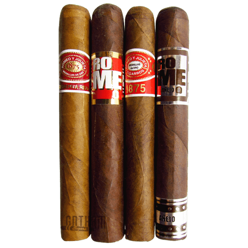 Romeo y Julieta 4 Pack Sampler