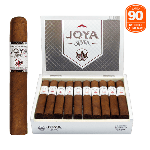 Joya Silver Robusto  Box and Stick