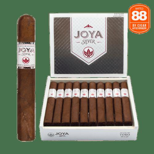 Joya Silver Toro Box