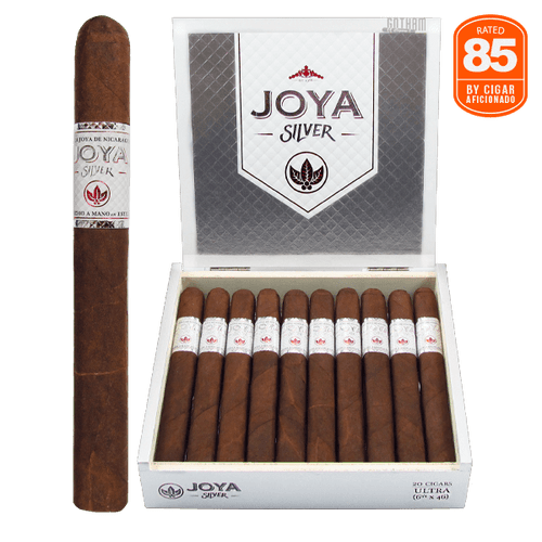 Joya Silver Ultra Box and Stick