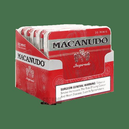 Macanudo Inspirado Minis Red